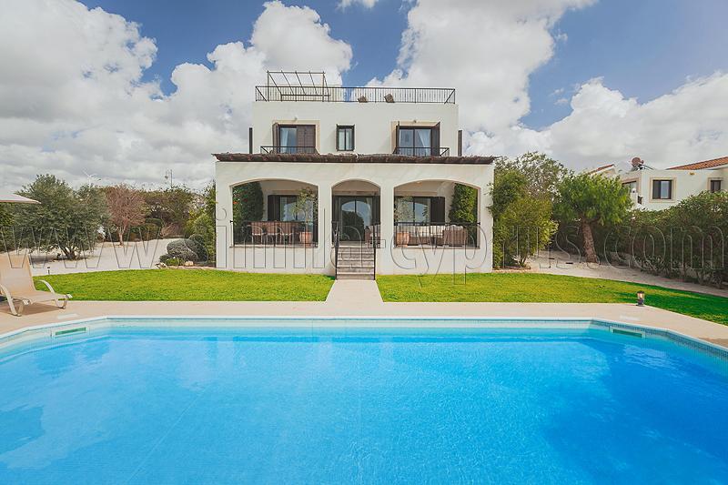 Villa Venus with Wonderful Sea View | Secret Valley | Aphrodite Hills Resort, vacation rental in Kouklia