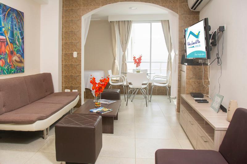 Apartamento Villa Agua de Mar 602 - 1, Ferienwohnung in Islas de Rosario