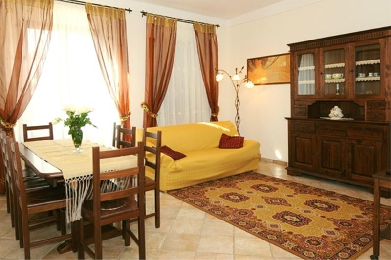 Appartamento vacanza Note in Val D'orcia Toscana, holiday rental in Bagno Vignoni