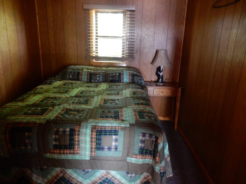Pillow top mattresses for your comfort. Please remember to bring your own bedding.