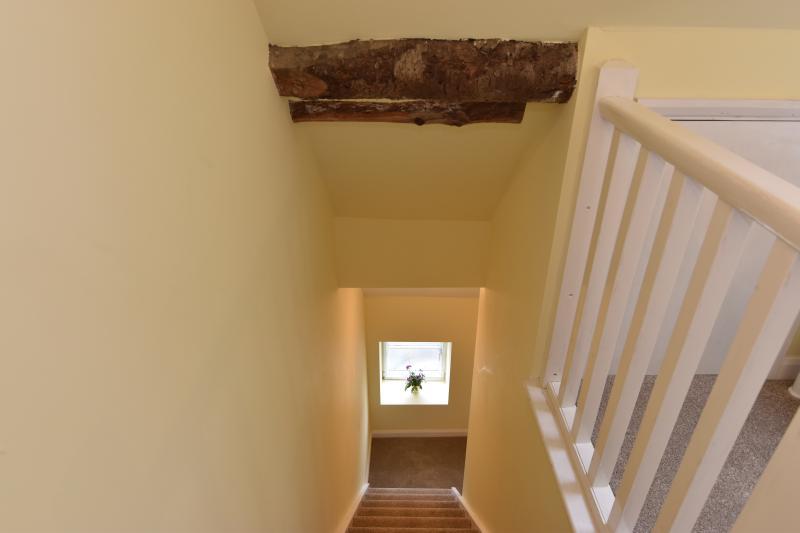 Stairs to top floor Bedroom