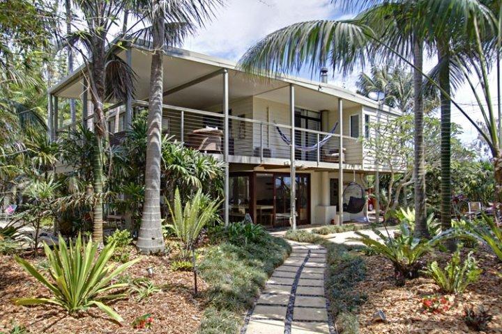 Jimmy's Beach House, alquiler de vacaciones en Tyagarah