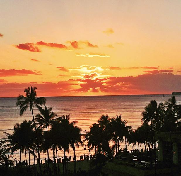 Enjoy sunsets from your lanai with your mai tai!!!