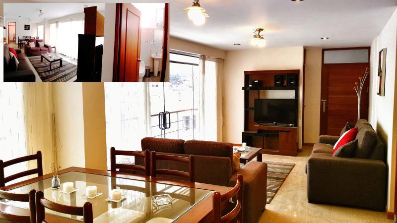 #4 DEPARTAMENTO AMOBLADO-FREE WiFi, vacation rental in Arequipa