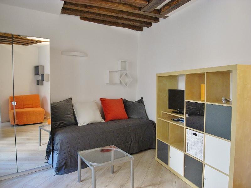 Great New Studio Heart of Marais, vacation rental in Aubervilliers