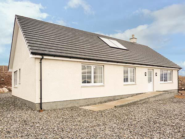 MOUNTAIN VIEW, stunning views, close to beaches, multi-fuel stove, alquiler de vacaciones en Durness