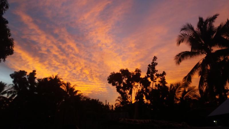Sunset, Sanghiangkalang/Batukaras