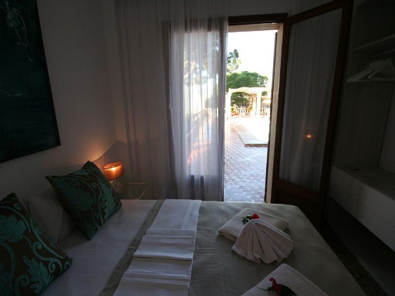 Villa Porto, vacation rental in Cala Mandia
