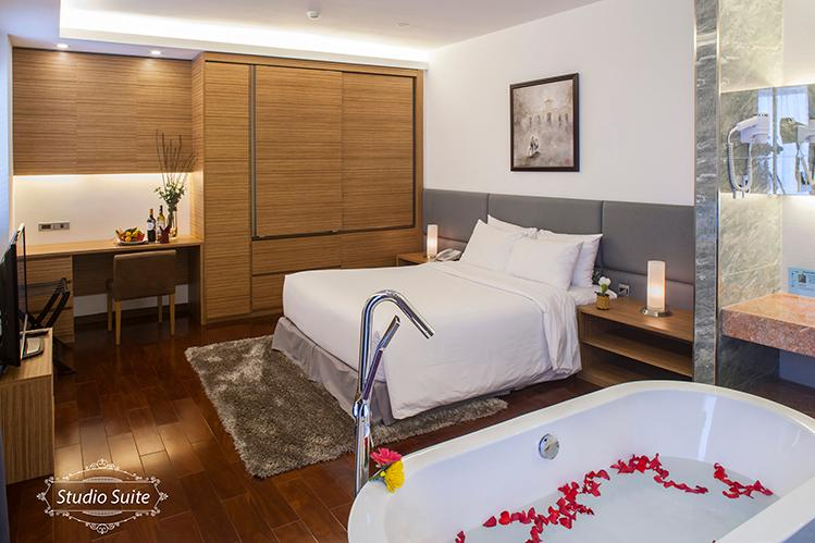 STUDIO with romantic concept, holiday rental in Ho Chi Minh City