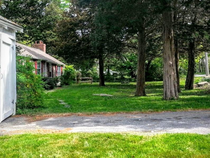 Jardim da frente