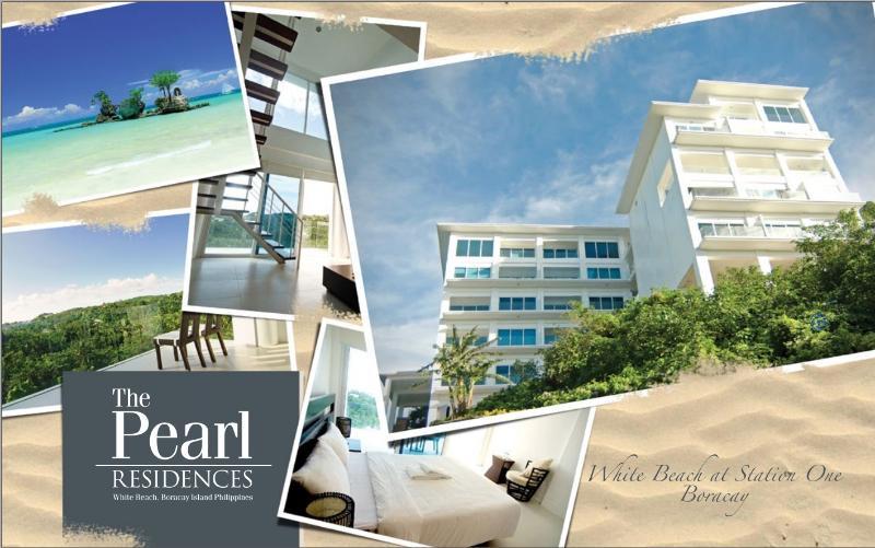 Serviced studio+Balcony Boracay st 1, location de vacances à Panay Island