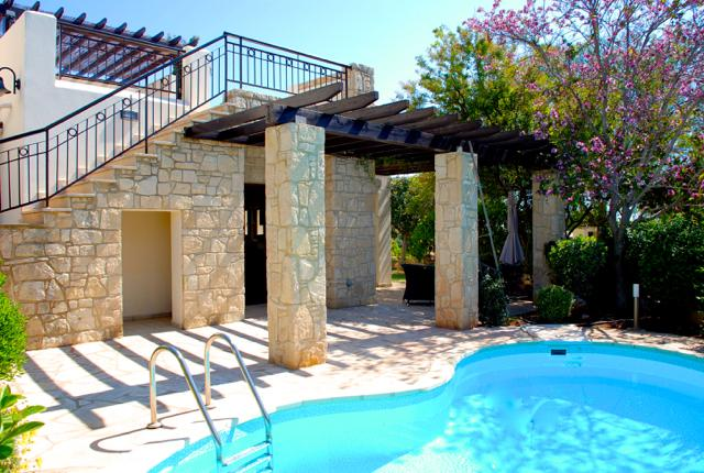 Villa Omodos HG14, alquiler vacacional en Kouklia