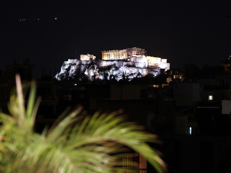 Acropolis View Penthouse in Gazi area-Kerameikos-, holiday rental in Tavros