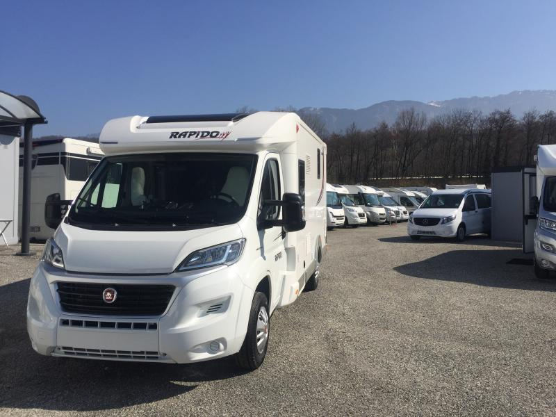 Location de camping-car 2 personnes, holiday rental in Voglans