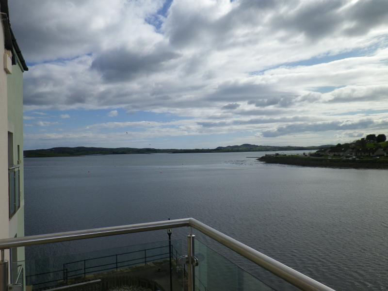 Upper Deck – semesterbostad i Portaferry