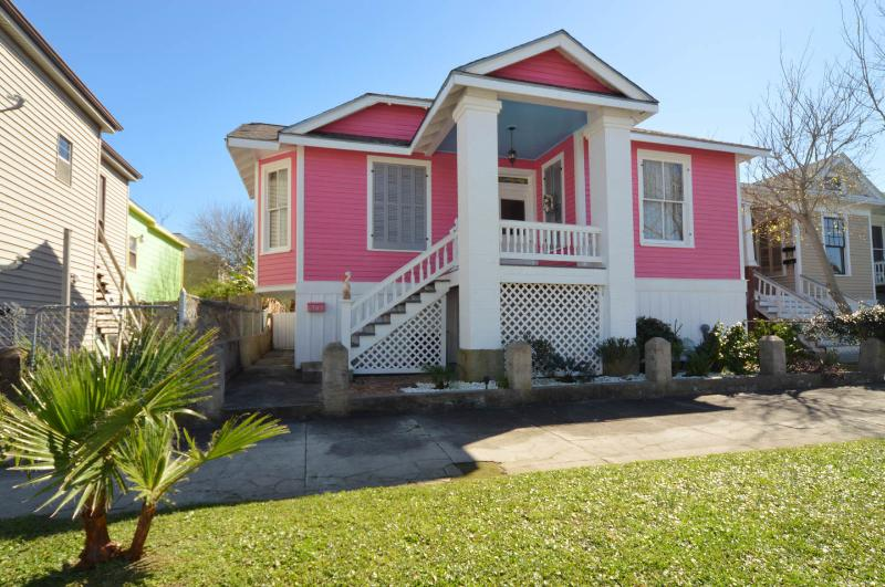The Watermelon House, holiday rental in Galveston Island