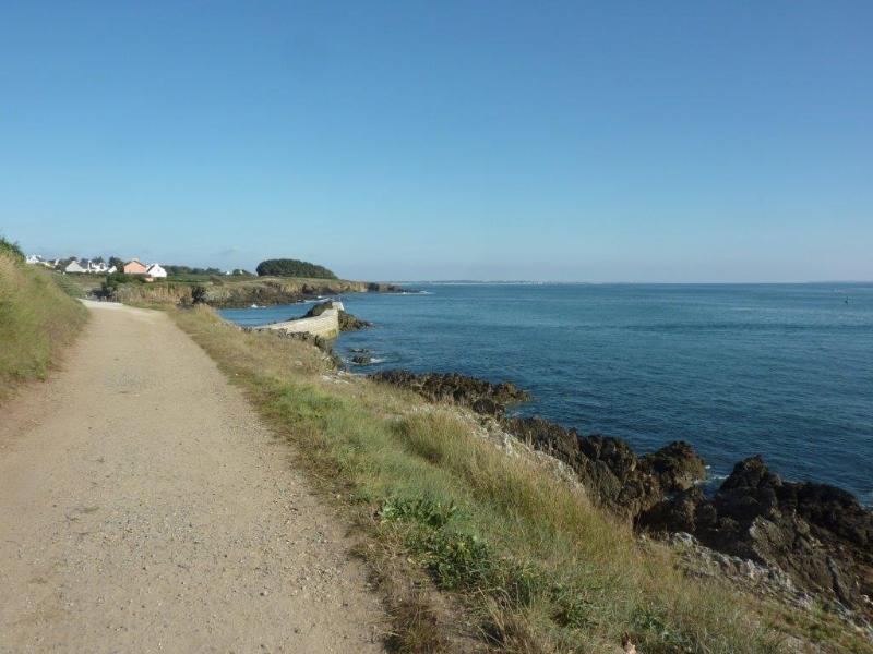 Nearby coastal path
