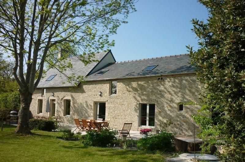 Au cœur du Bessin, 7km de Bayeux.