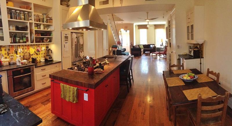 Stunning, 3 Bedroom, Park Slope Brooklyn House, holiday rental in Brooklyn