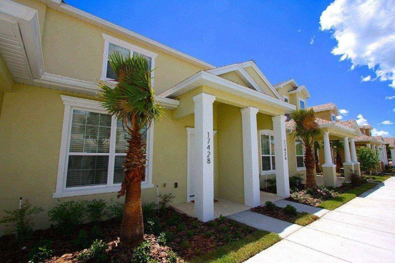 ORLANDO townhouse condo near Disney – semesterbostad i Lake County