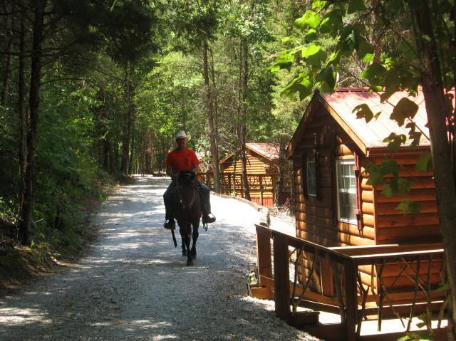 Cabin Lane