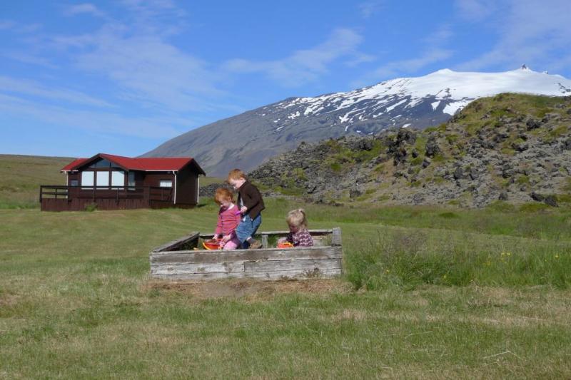Garðabúð Cottage, location de vacances à Hellnar