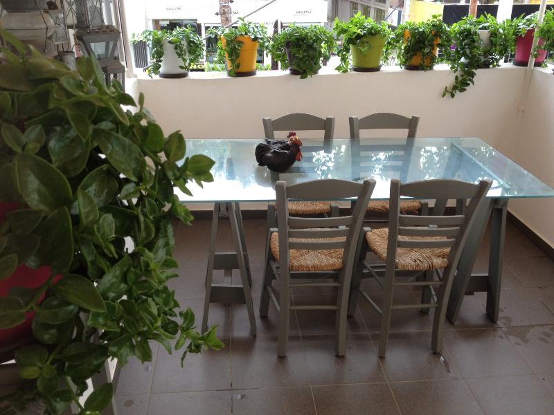 Cozy little loft in a garden – semesterbostad i Glyfada