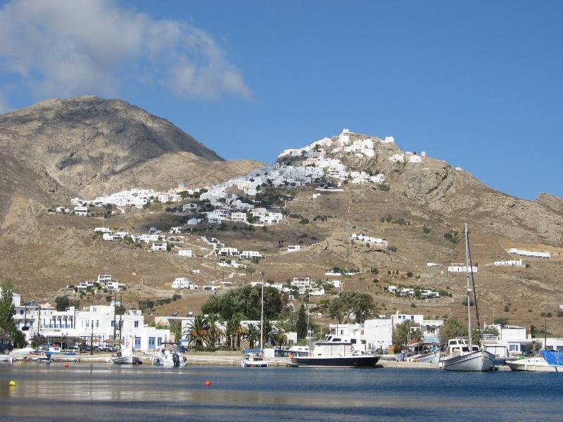 Serifos Port
