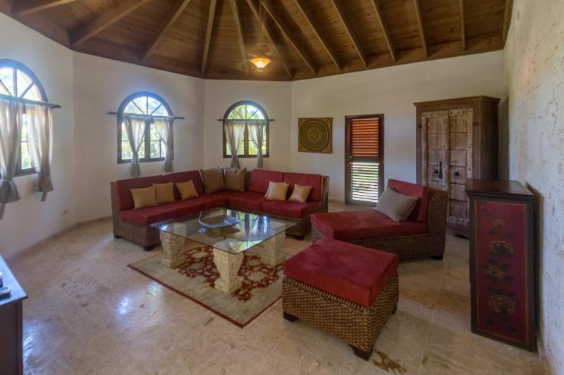 Luxury 4 Bedroom Villa Sea Horse Ranch, vacation rental in Sosua
