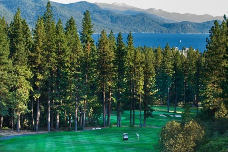 2 championship golf courses.