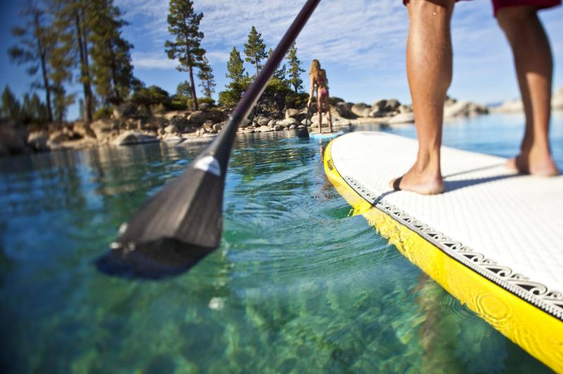 Paddle board or kayak. Rentals are easy to find near the lake. Water is crystal clear