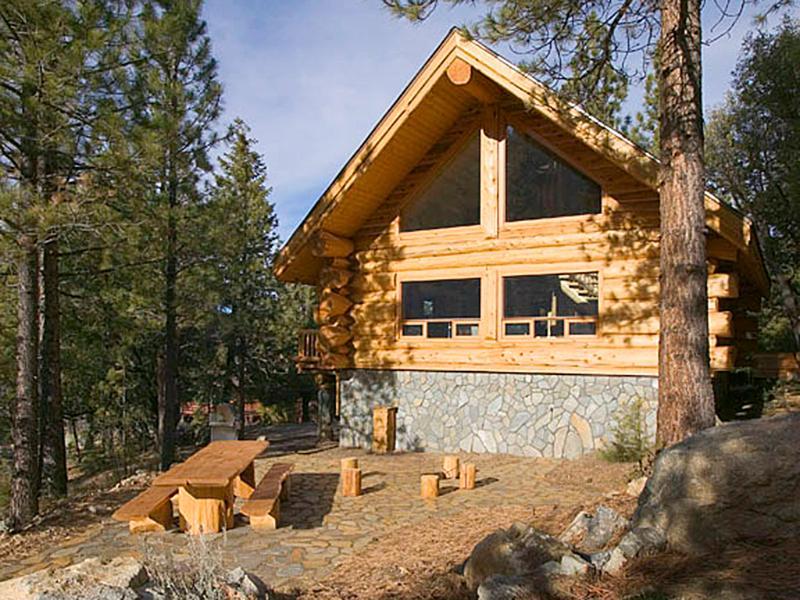 AMAZING Log Getaway Cabin! - Big Bear Alternative, alquiler vacacional en Frazier Park