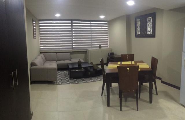 Suite Amoblada Bellini II / Puerto Santa Ana, aluguéis de temporada em Guayaquil