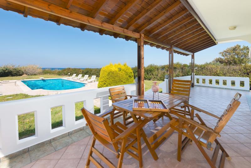 Sunset Villa, casa vacanza a Kamiros Scala