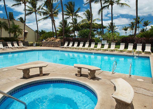 Maui Kamaole Pool