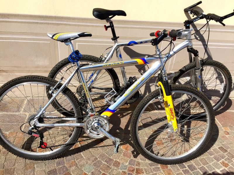 Biciclette noleggio B&B