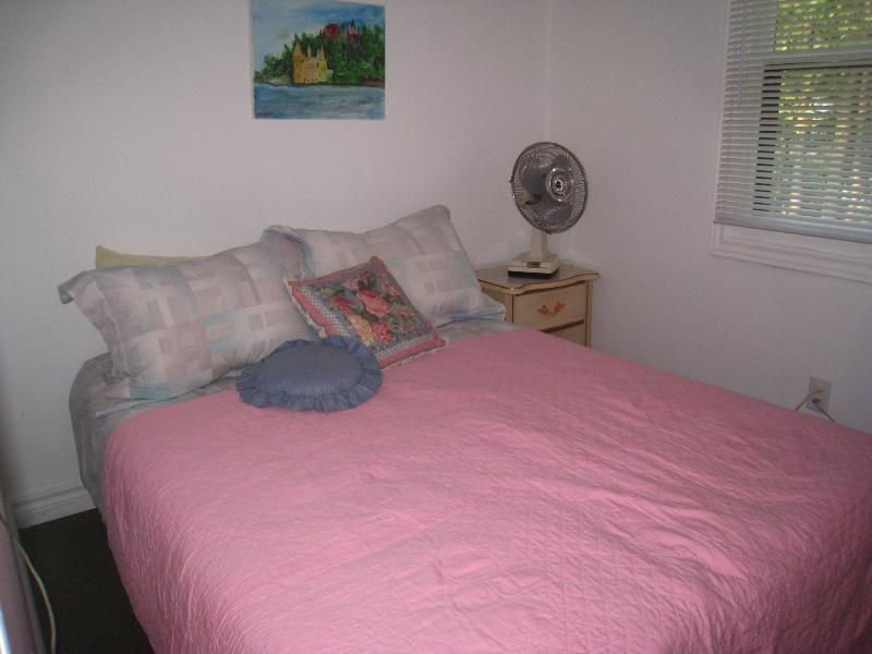 Bedroom One :)