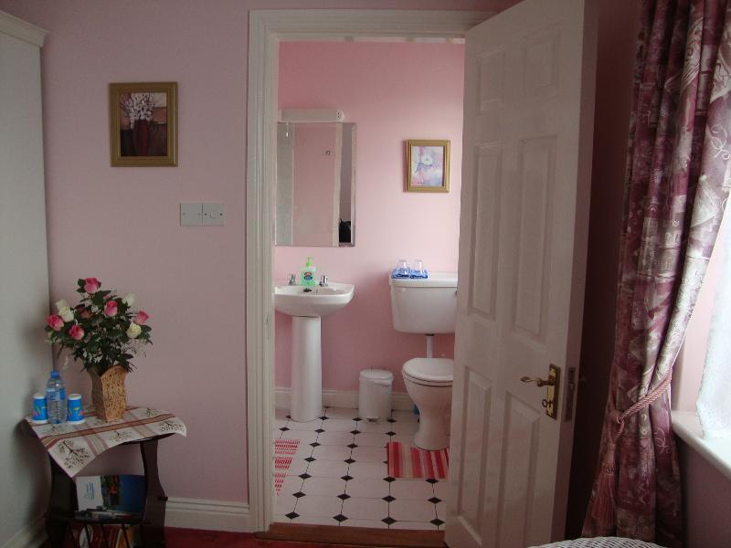 En-Suite in Double Room.