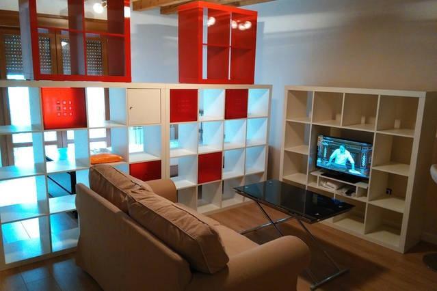 louer appart Segovia Agréable appartement