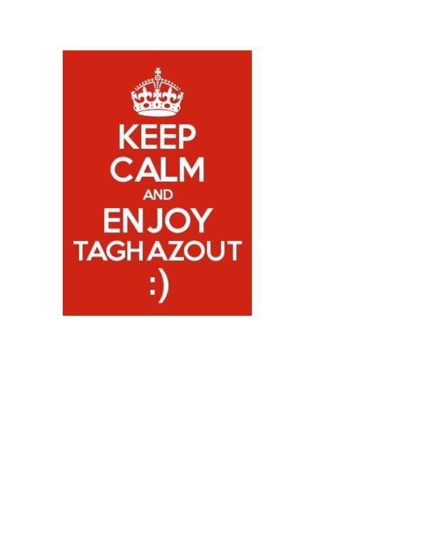 Enjoy Taghazout