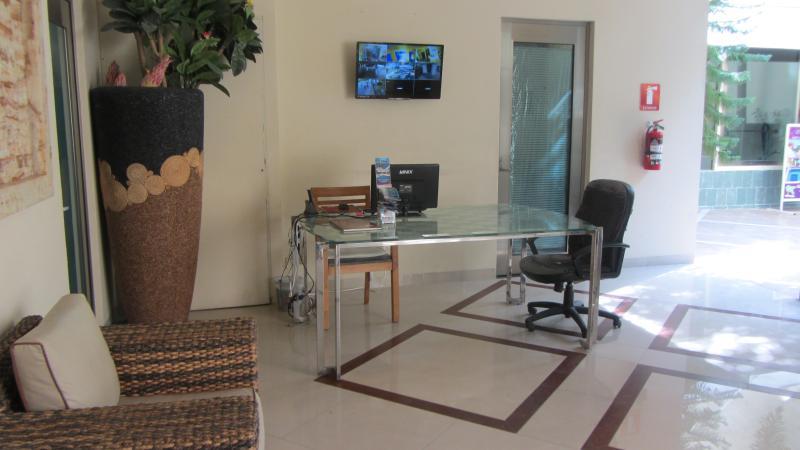 Property Fron Desk