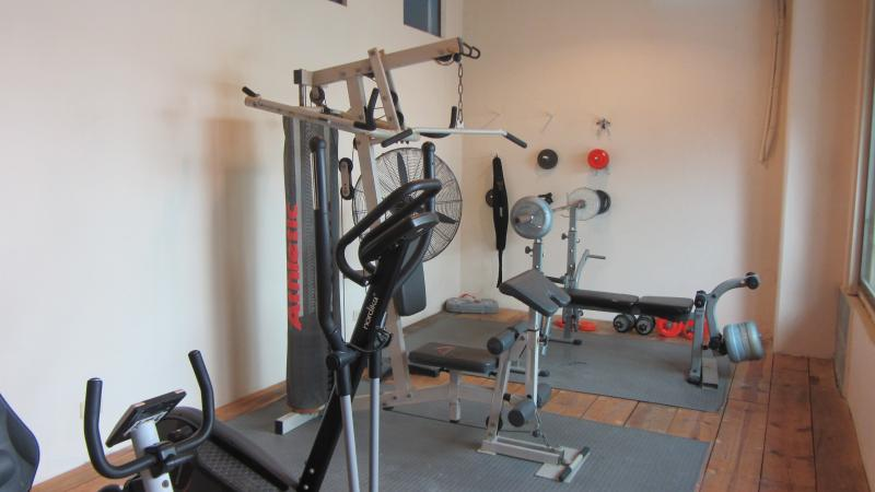 Property Fitness Room