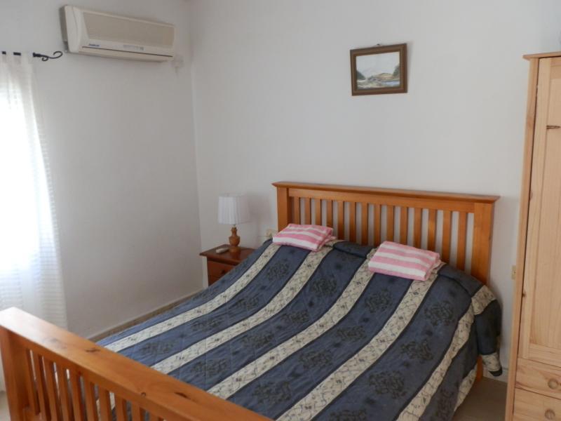 villa casa chris`s ground floor bedroom with aircon