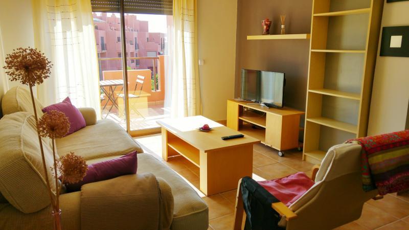 Bonito Apartamento con Piscina en La Tejita, holiday rental in Granadilla de Abona