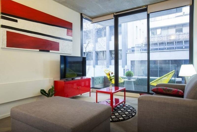 Lounge area - Balcony