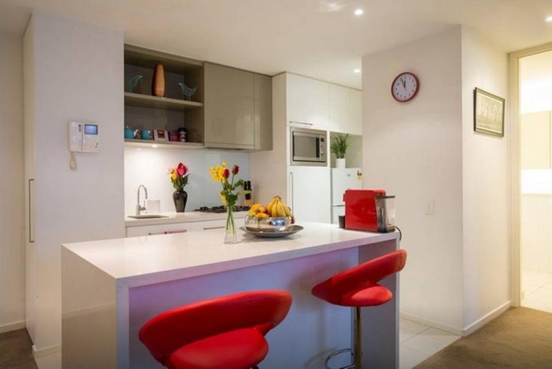 Dining Area - Kitchen Area