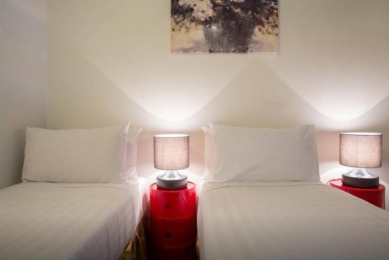 Bedroom - Class and Comfort