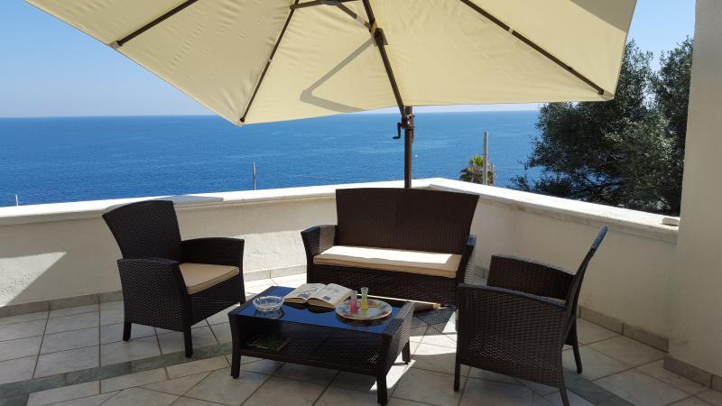 Casa vacanze nel Salento a pochi passi dal mare, Ferienwohnung in Depressa