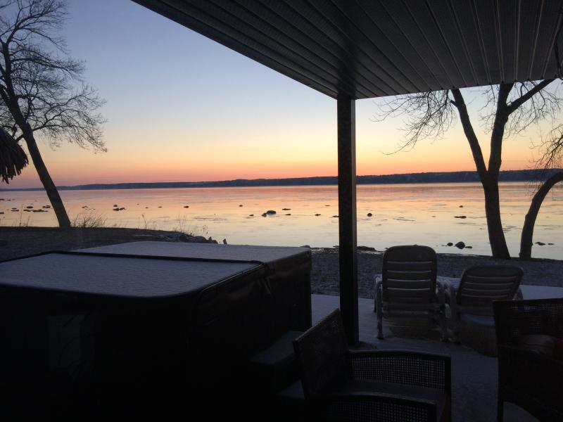 Loft on St-Lawrence River, holiday rental in Saint-Raymond