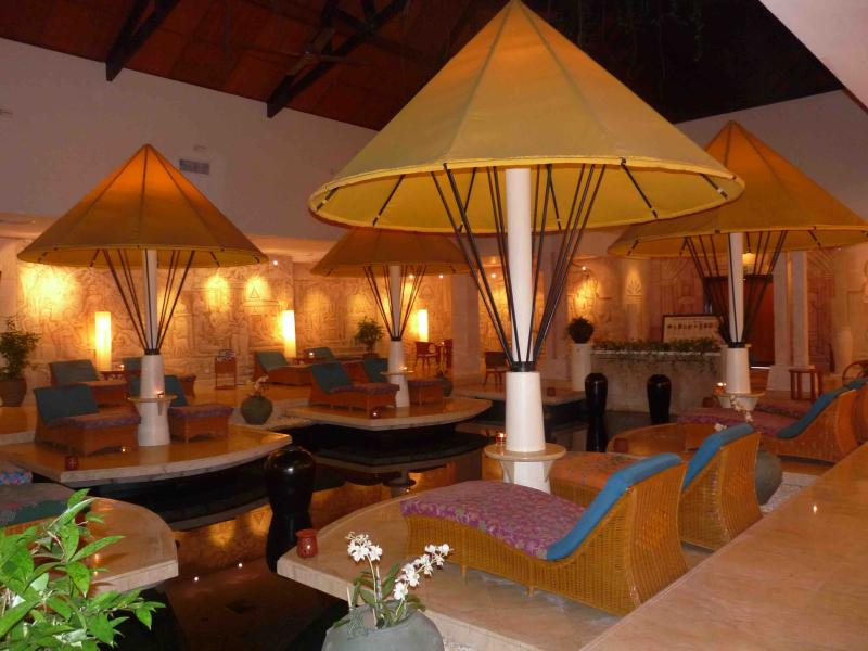 Award winning Borneo Spa at Nexus resort nearby